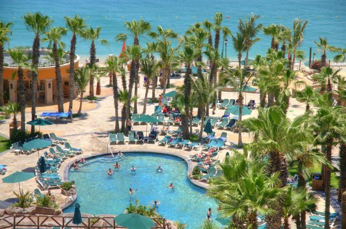 Cabo San Lucas All Inclusive 5 Star Resort Villa Del