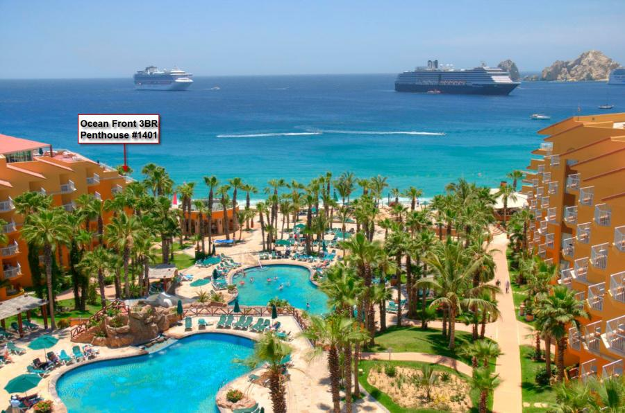 Best Resort In Cabo San Lucas Swimmable Beach