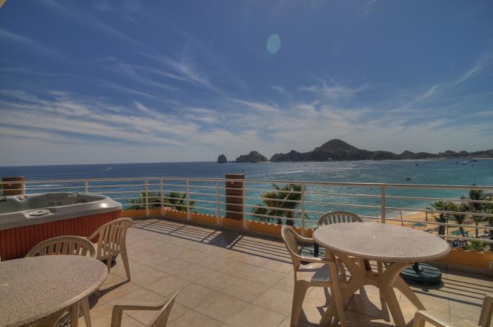 Los Cabos Villa Del Palmar 3BR Balcony
