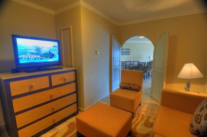 Villa Del Palmar Cabo Penthouse 1201 Master Suite Den