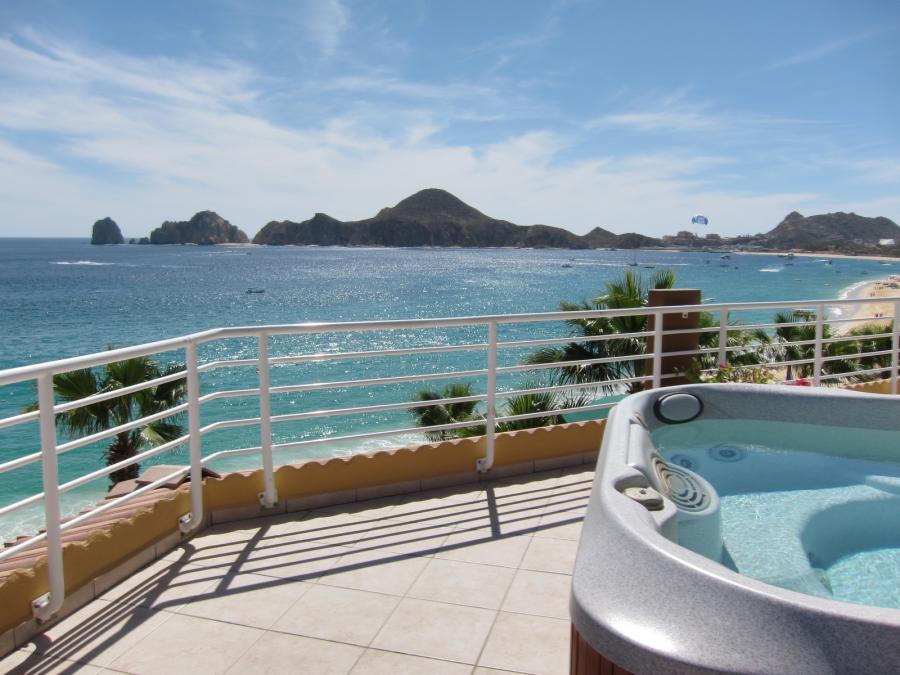 Villa del palmar penthouse 3402 cabo oceanfront Villa del palmar cabo 2 bedroom suite