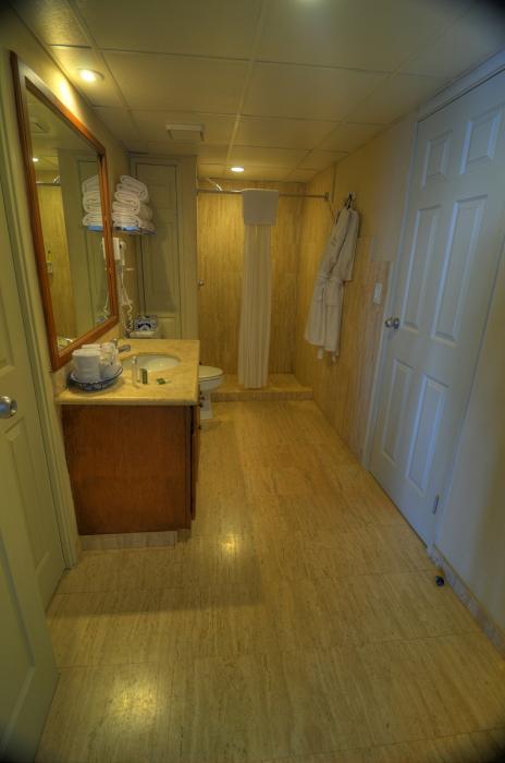 Villa Del Palmar Cabo Penthouse 1201 Master Bathroom