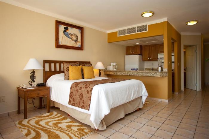 Villa Del Palmar Studio Suite Kitchen