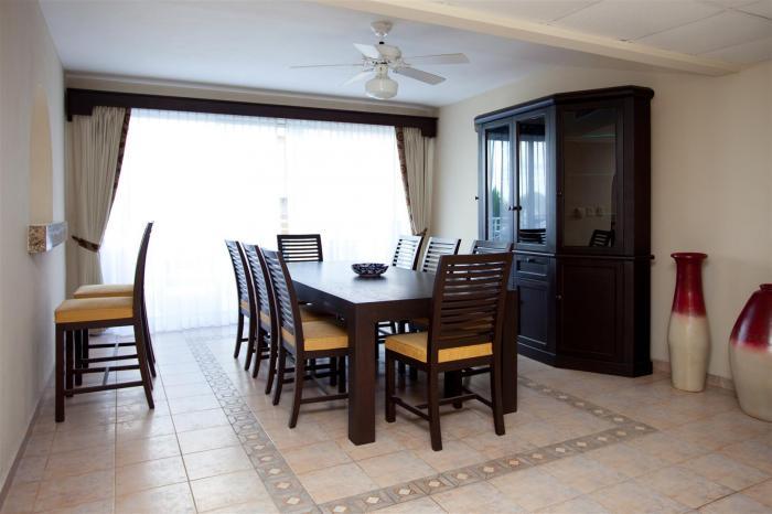 Villa Del Palmar Penthouse 3606 Dining Room