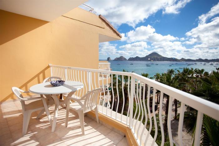 Cabo San Lucas Resorts Villa Del Palmar 2 Bedroom Ocean View